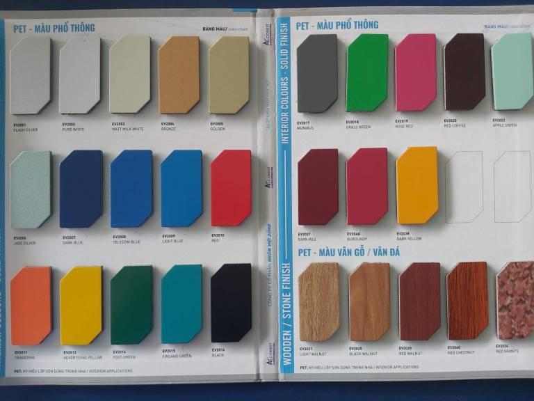 Bảng giá tấm aluminium alcorest loại đặc biệt