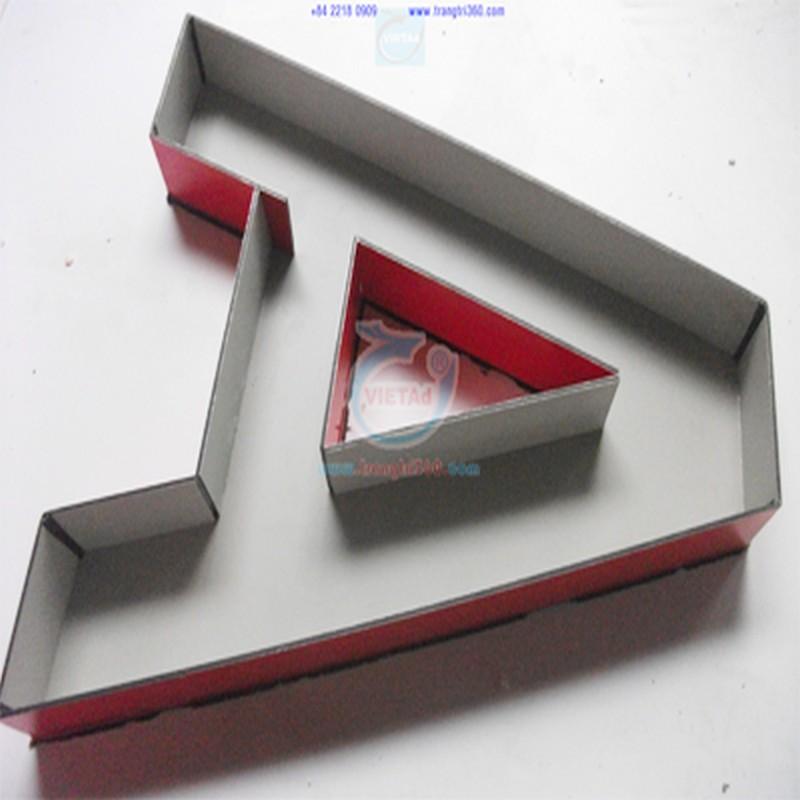 Chữ nổi aluminium