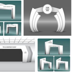 Thiết kế – Thi công cổng chào sự kiện quảng cáo