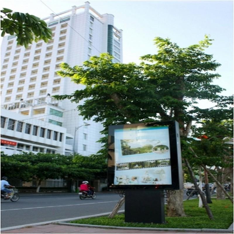 Thi công bảng hiệu tại Biên Hòa