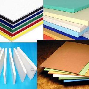 Báo Giá Tấm PVC Foam – Tấm Format – Tấm Formex Cao Cấp