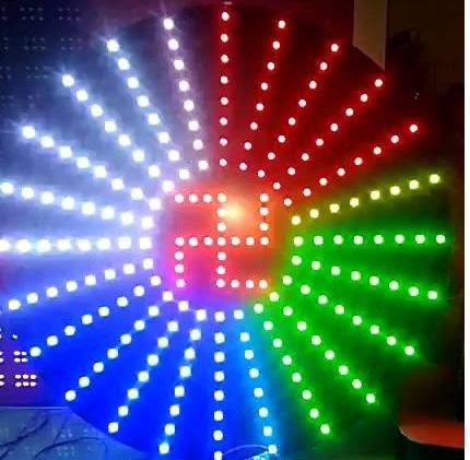 led-hao-quang-trong-chua