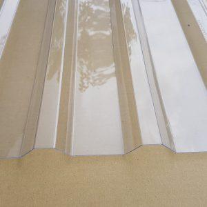 Bảng giá tôn nhựa trong suốt 9 sóng vuông