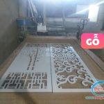 Báo Giá Vách Ngăn Gỗ CNC Đẹp, Thiết Kế Cao Cấp Tại TP.HCM