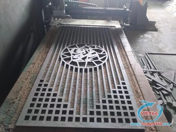 Giá cắt CNC tại xưởng