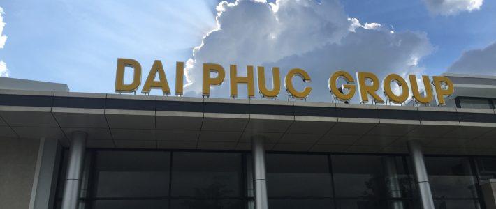 Gia công chữ inox Tây Ninh
