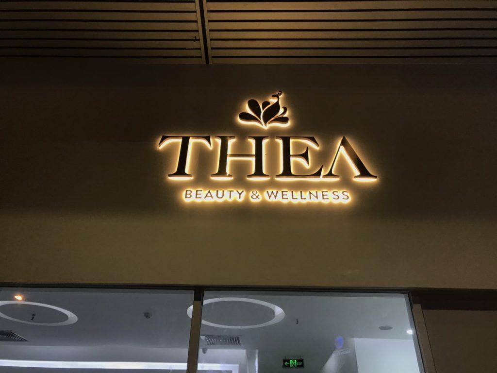Sản xuất logo cao cấp