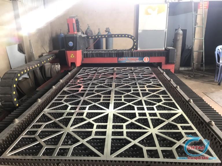 Xưởng cắt laser nhôm 5mm
