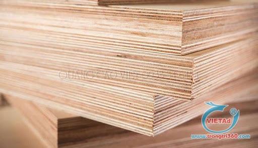 Gia công CNC ván ép Plywood ứng dụng trong lĩnh vực quảng cáo, thiết kế nội thất, trang trí văn phòng