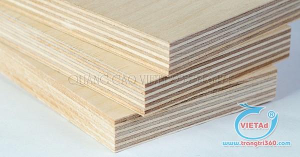 Ván ép plywood là loại ván chất lượng, được nhiều người dùng ưa chuộng, dùng gia công CNC phục vụ cho nhiều công trình khác nhau