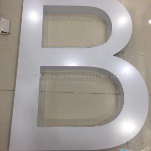 68 mẫu logo | chữ nhôm sáng đèn đẹp cao cấp