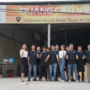 Quảng Cáo Việt | Nhà thầu bảng hiệu quảng cáo chuẩn mực cho các thương hiệu toàn cầu