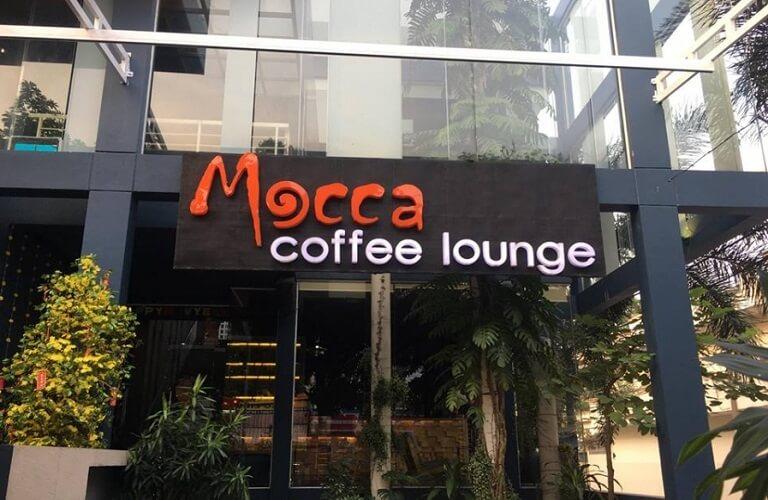 Bảng hiệu quán Cafe chữ nổi